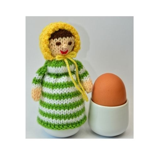 Makerist - Elinor Dashwood Doll Egg Cosy - DK Wool - Knitting Showcase - 1