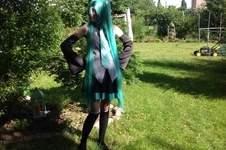 Makerist - Hatsune miku -cosplay für die dokumi 2014 in Düsseldorf - 1