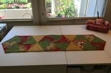 Makerist - Tischläufer für Weihnachten - 1