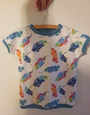 Makerist - KidsLove Shirt  - 1