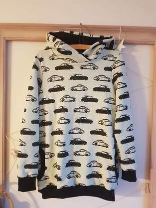 Makerist - Sweatshirt - eines von Tausend :)  - 1