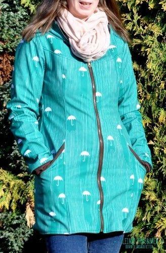 Makerist - Mantel Lady Shiva von mialuna - Nähprojekte - 1