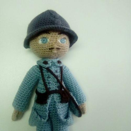 Makerist - Hippolyte le poilu - Créations de crochet - 2