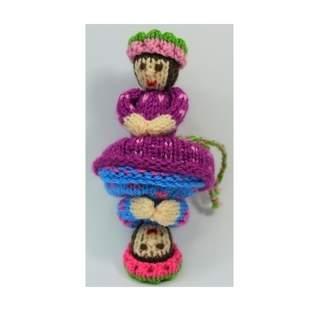 Makerist - Topsy Turvey Doll - DK Wool - 1
