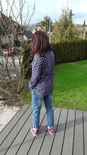Makerist - Rag'n'Bone Pullover Damen - Nähprojekte - 2