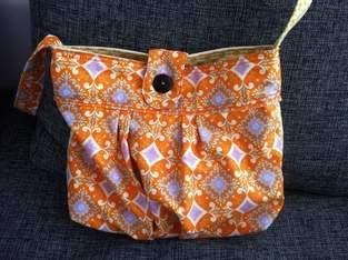 Makerist - Baby Wickel Tasche  für die Schwester meines Freundes  - 1