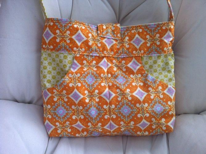 Makerist - Baby Wickel Tasche  für die Schwester meines Freundes  - Nähprojekte - 2