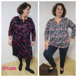 Makerist - Das Kleid/Shirt Lisboa - 1