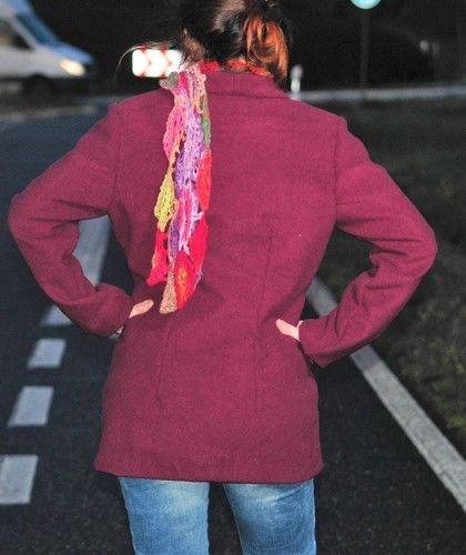Makerist - Megan - Meine Jacke 2018/19 - Nähprojekte - 2
