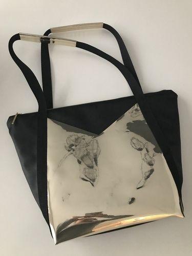 Makerist - Schöne geräumige Tasche  - Nähprojekte - 3