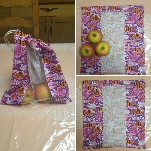 Makerist - Sac à fruits/légumes  - Créations de couture - 1