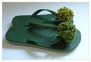 Makerist - Gepimpte Flip Flops - 1