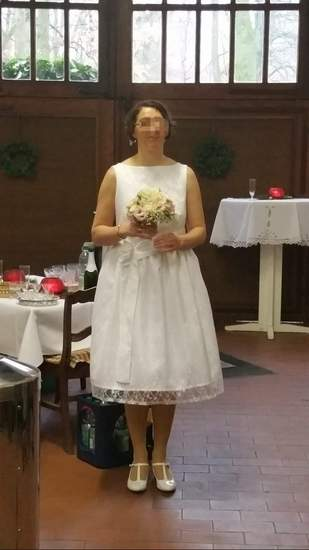 Makerist - Mein Brautkleid für die standesamtliche Trauung - 1