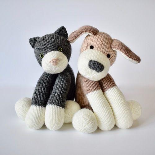 Makerist - Fido and Fifi - Knitting Showcase - 3