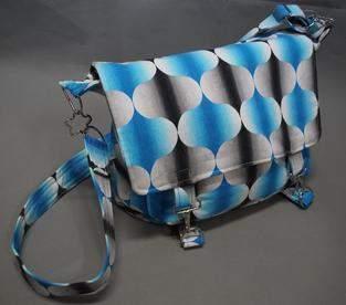Makerist - Retro-Tasche - 1