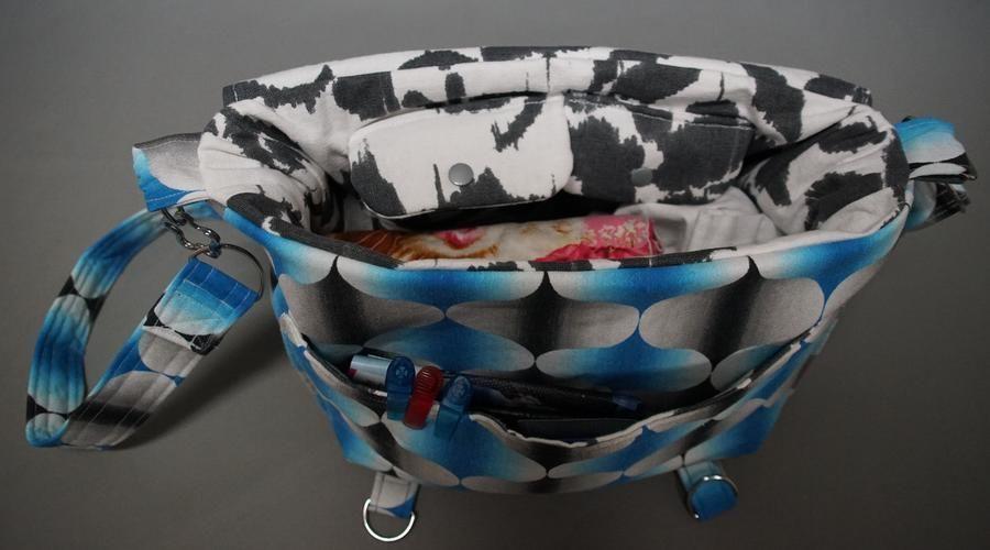 Makerist - Retro-Tasche - Nähprojekte - 3