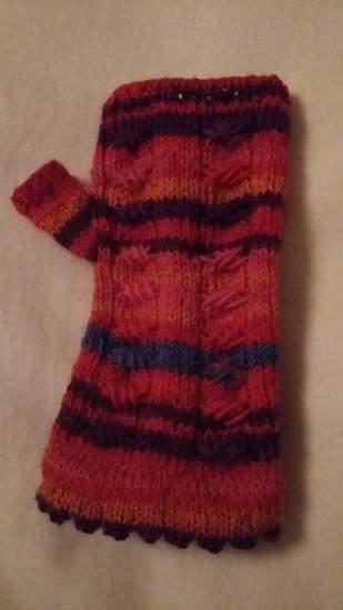 Makerist - Handstulpen für meine kleine Tochter - 1
