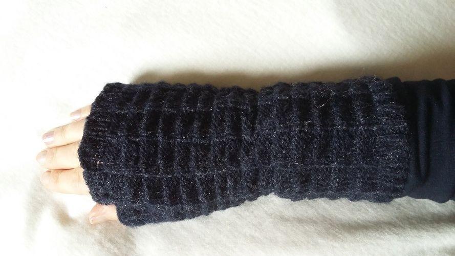 Makerist - Handstulpen für mich - Strickprojekte - 2