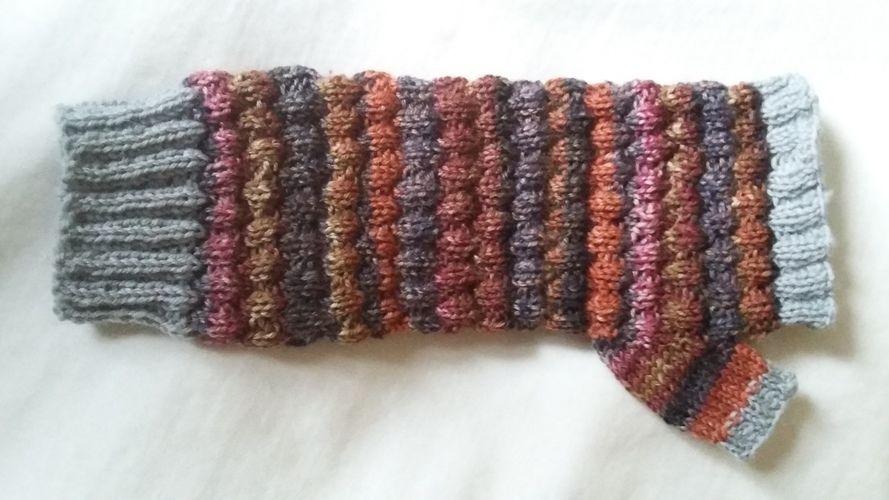 Makerist - Handstulpen für meine große Tochter  - Strickprojekte - 1