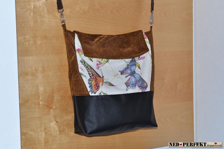 Makerist - Shopper Mathea - Nähprojekte - 1