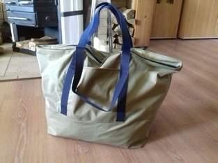 Makerist - herrlich leichte Reisetasche  mit viel Platz - 1