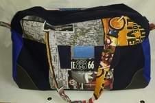 Makerist - USA Reisetasche - 1