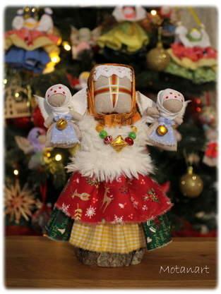 Makerist - Motanka Puppe - 1