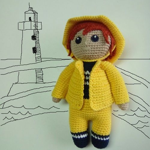 Makerist - martin le pêcheur - Créations de crochet - 1