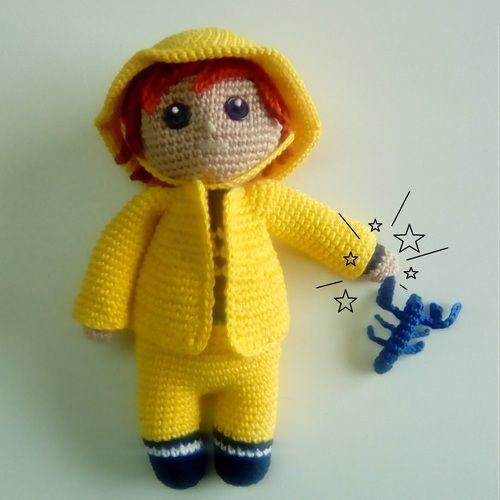 Makerist - martin le pêcheur - Créations de crochet - 2