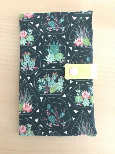Makerist - Pochette à papiers de santé - Créations de couture - 3