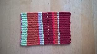 Makerist - kleiner tibetischer Teppich gewidmet für Regina - 1