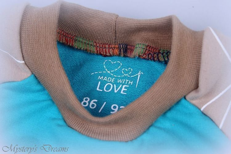 Makerist - Schicke Größenlabels, die die Unikate aufwerten - Textilgestaltung - 1