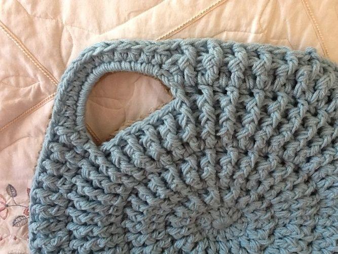 Makerist - Mandala Tote Bag - Crochet Showcase - 1