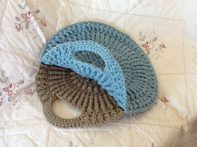 Makerist - Mandala Tote Bag - Crochet Showcase - 2