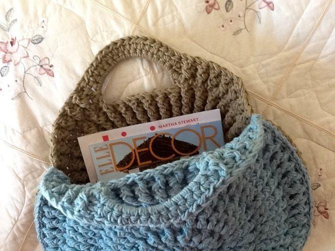 Makerist - Mandala Tote Bag - Crochet Showcase - 3