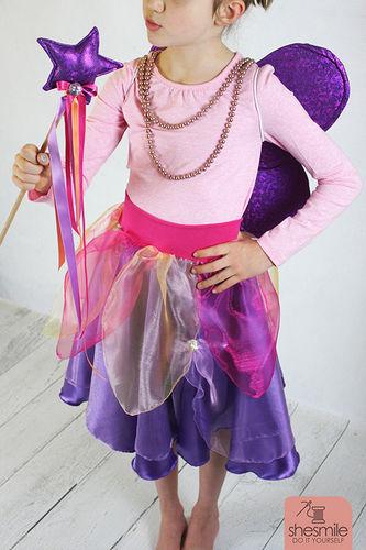 Makerist - Feen-Kostüm Annabelle für die Große - Nähprojekte - 1