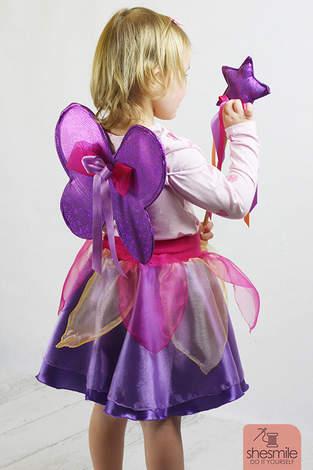 Makerist - Feen-Kostüm Annabelle für die Kleine - 1