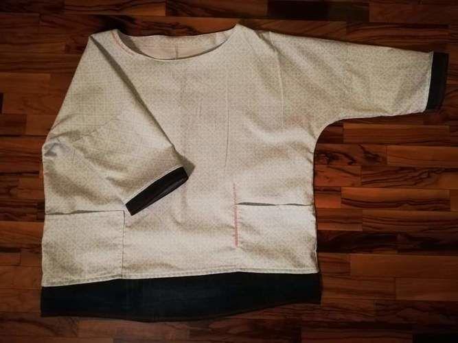 Makerist - Petit haut sympa - Créations de couture - 1