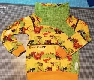 Makerist - Mini Mailo Gr. 110/116 für meinen Sohn - 1
