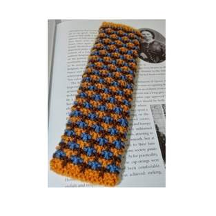 Makerist - Oxford Texture Tweed Bookmark - 1