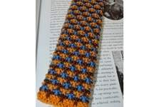 Makerist - Oxford Texture Tweed Bookmark - 1