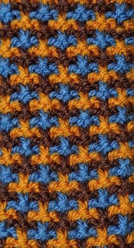 Makerist - Oxford Texture Tweed Bookmark - Knitting Showcase - 3