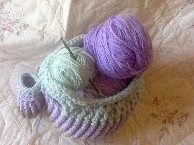 Makerist - Baskets, Baskets,baskets 🧺  - Crochet Showcase - 2