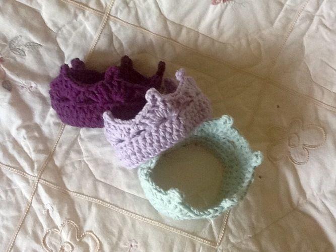 Makerist - Crocheted Royal Crown - Crochet Showcase - 2