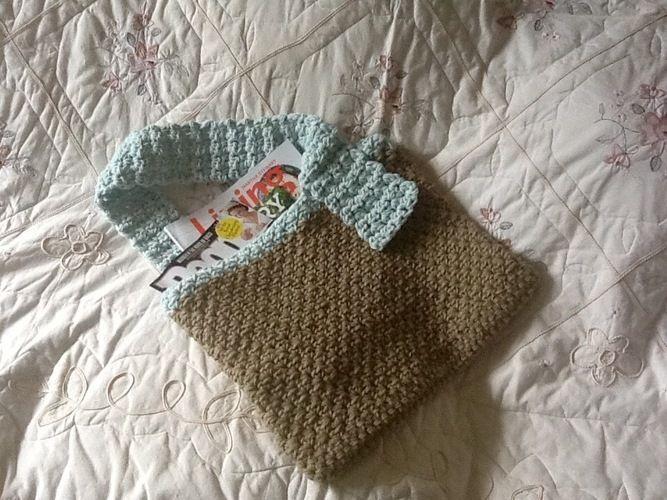 Makerist - Momma goes to market tote bag - Crochet Showcase - 3