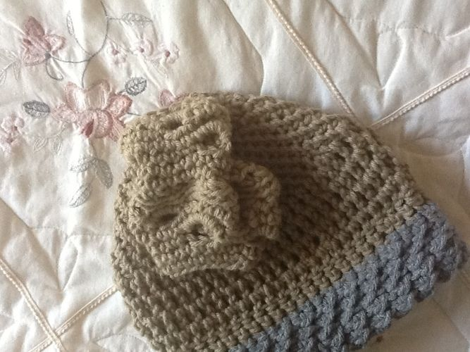 Makerist - Castle Hat  - Crochet Showcase - 1