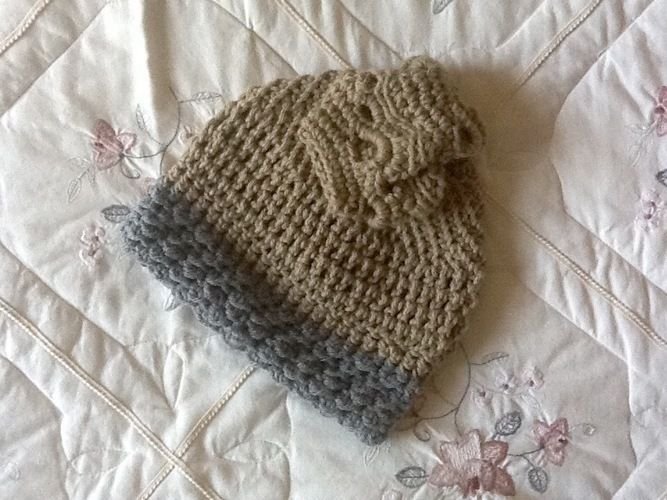 Makerist - Castle Hat  - Crochet Showcase - 2