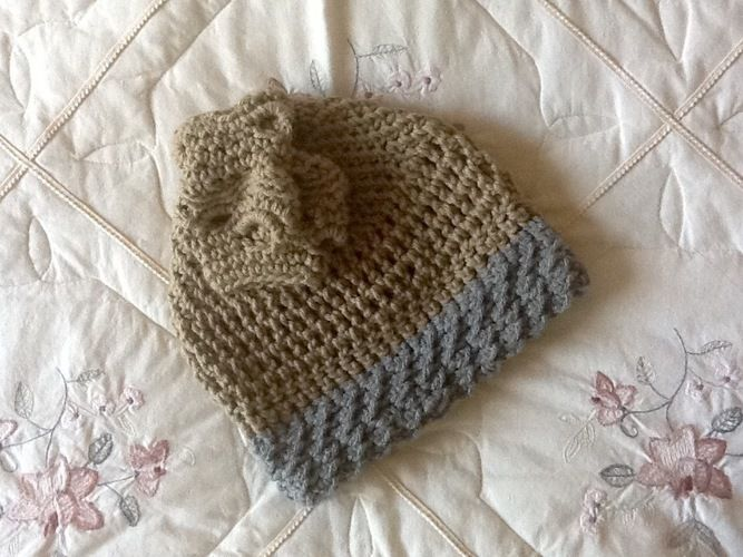 Makerist - Castle Hat  - Crochet Showcase - 3