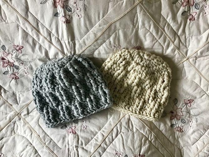 Makerist - Snow cap mountain hat  - Crochet Showcase - 3