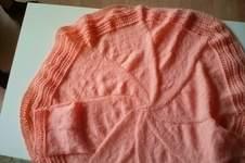 Makerist - rund gestrickte Jacke für kühle Sommerabende - 1